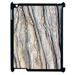 Texture Structure Marble Surface Background Apple Ipad 2 Case (black) by Nexatart