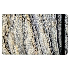 Texture Structure Marble Surface Background Apple Ipad 3/4 Flip Case