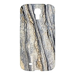 Texture Structure Marble Surface Background Samsung Galaxy S4 I9500/i9505 Hardshell Case by Nexatart