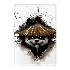 Warrior Panda T Shirt Samsung Galaxy Tab Pro 10 1 Hardshell Case by AmeeaDesign