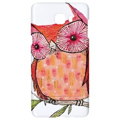 Summer Colourful Owl T Shirt Samsung C9 Pro Hardshell Case  by AmeeaDesign
