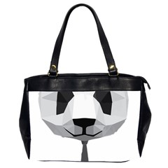 Office Panda T Shirt Office Handbags (2 Sides)  by AmeeaDesign