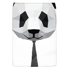 Office Panda T Shirt Flap Covers (s)  by AmeeaDesign