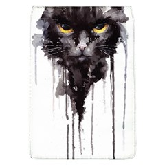 Angry Cat T Shirt Flap Covers (l)  by AmeeaDesign
