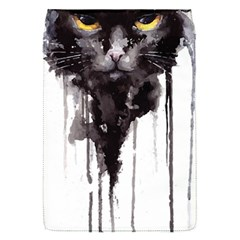 Angry Cat T Shirt Flap Covers (s)  by AmeeaDesign