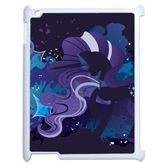 Nightmare Rarity Stream Wall  Apple Ipad 2 Case (white) by amphoto
