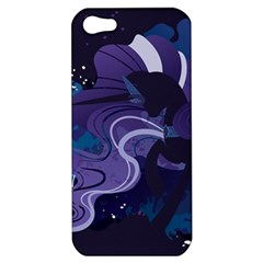 Nightmare Rarity Stream Wall  Apple Iphone 5 Hardshell Case by amphoto