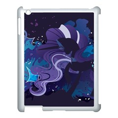 Nightmare Rarity Stream Wall  Apple Ipad 3/4 Case (white) by amphoto