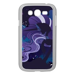 Nightmare Rarity Stream Wall  Samsung Galaxy Grand Duos I9082 Case (white) by amphoto