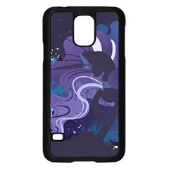 Nightmare Rarity Stream Wall  Samsung Galaxy S5 Case (black) by amphoto