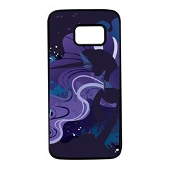 Nightmare Rarity Stream Wall  Samsung Galaxy S7 Black Seamless Case by amphoto