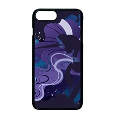 Nightmare Rarity Stream Wall  Apple Iphone 7 Plus Seamless Case (black) by amphoto