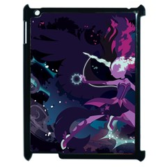 Midnight Sparkle Stream Wall  Apple Ipad 2 Case (black) by amphoto