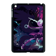 Midnight Sparkle Stream Wall  Apple Ipad Mini Case (black) by amphoto