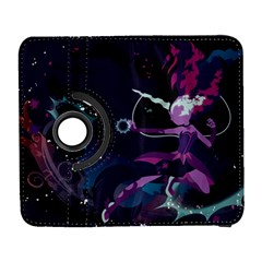 Midnight Sparkle Stream Wall  Galaxy S3 (flip/folio) by amphoto