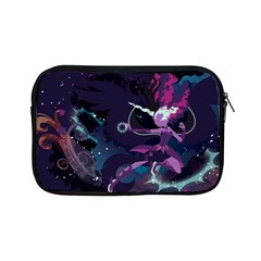Midnight Sparkle Stream Wall  Apple Ipad Mini Zipper Cases by amphoto