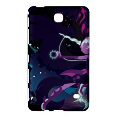 Midnight Sparkle Stream Wall  Samsung Galaxy Tab 4 (7 ) Hardshell Case  by amphoto