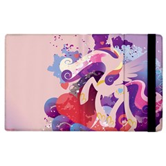 Cadance Stream Wall  Apple Ipad 3/4 Flip Case by amphoto