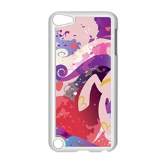 Cadance Stream Wall  Apple Ipod Touch 5 Case (white) by amphoto