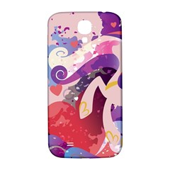 Cadance Stream Wall  Samsung Galaxy S4 I9500/i9505  Hardshell Back Case by amphoto