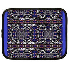 Sanskrit Link Time Space  Netbook Case (xxl)  by MRTACPANS
