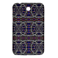 Sanskrit Link Time Space  Samsung Galaxy Tab 3 (7 ) P3200 Hardshell Case  by MRTACPANS