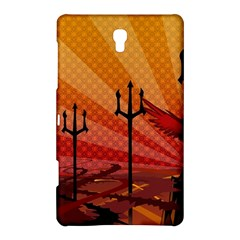 Wings Drawing Poles  Samsung Galaxy Tab S (8 4 ) Hardshell Case  by amphoto