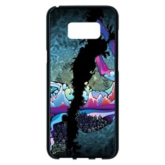 Girl Dress Fly  Samsung Galaxy S8 Plus Black Seamless Case by amphoto