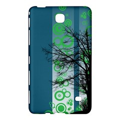 Tree Circles Lines  Samsung Galaxy Tab 4 (8 ) Hardshell Case  by amphoto