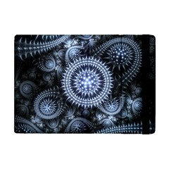 Figure Compound Mechanism  Apple Ipad Mini Flip Case by amphoto