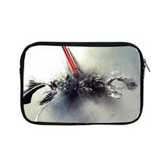 Blast Paint Shadow  Apple Ipad Mini Zipper Cases by amphoto