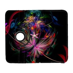 Patterns Lines Bright  Galaxy S3 (flip/folio) by amphoto
