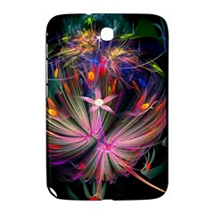 Patterns Lines Bright  Samsung Galaxy Note 8 0 N5100 Hardshell Case  by amphoto
