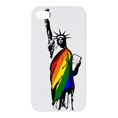 Pride Statue Of Liberty  Apple Iphone 4/4s Hardshell Case