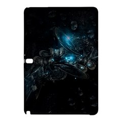 Dark Light Ball  Samsung Galaxy Tab Pro 10 1 Hardshell Case by amphoto