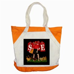Sale Accent Tote Bag by Valentinaart