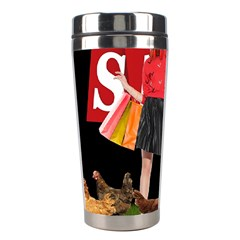 Sale Stainless Steel Travel Tumblers by Valentinaart