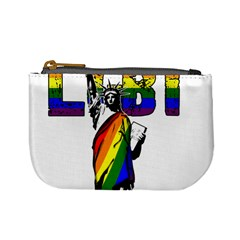 Lgbt New York Mini Coin Purses