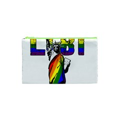 Lgbt New York Cosmetic Bag (xs)