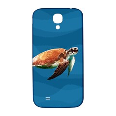 Sea Turtle Samsung Galaxy S4 I9500/i9505  Hardshell Back Case