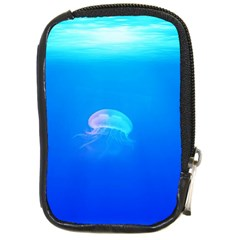 Jellyfish Compact Camera Cases by Valentinaart