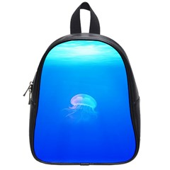 Jellyfish School Bag (small) by Valentinaart