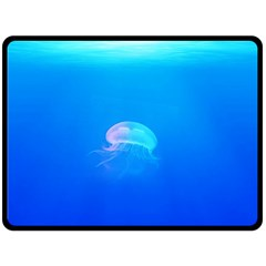 Jellyfish Fleece Blanket (large)