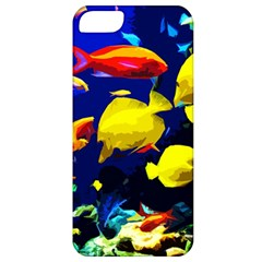 Tropical Fish Apple Iphone 5 Classic Hardshell Case