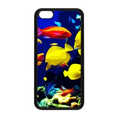 Tropical Fish Apple Iphone 5c Seamless Case (black)