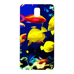 Tropical Fish Samsung Galaxy Note 3 N9005 Hardshell Back Case