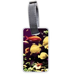 Tropical Fish Luggage Tags (two Sides)
