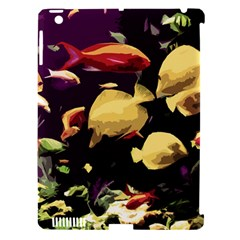 Tropical Fish Apple Ipad 3/4 Hardshell Case (compatible With Smart Cover)