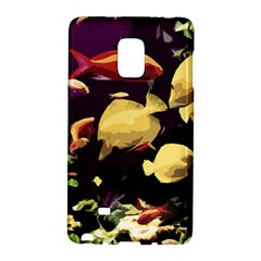 Tropical Fish Galaxy Note Edge by Valentinaart