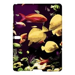 Tropical Fish Samsung Galaxy Tab S (10 5 ) Hardshell Case